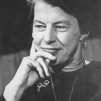 Pauline Jewett c 1977 4754 spun pers enh BW